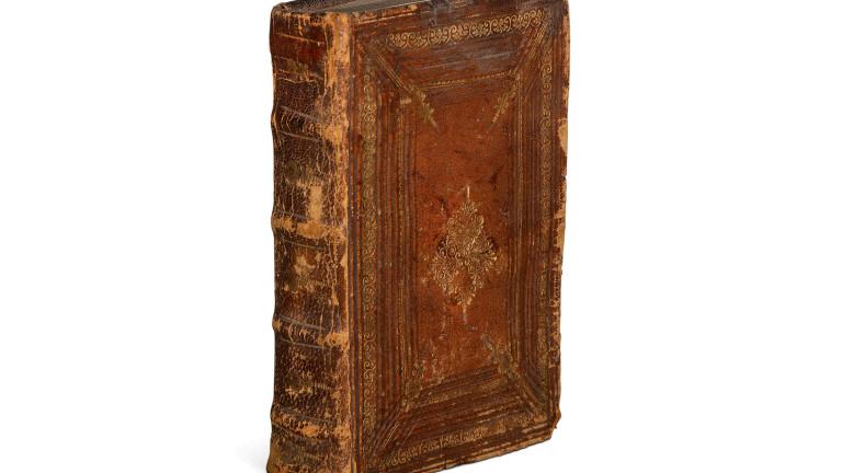 Първата книга за фондовата борса се продава за $300 000
