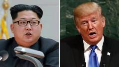Тръмп: САЩ са готови за преговори с КНДР