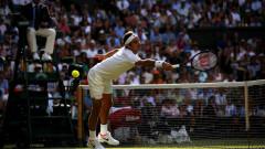 Роджър Федерер: Григор наистина допусна някои грешки