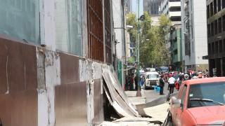 Пореден мощен трус люля Мексико