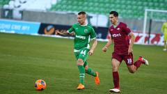 Асен Чандъров: Не отстъпваме с нищо на Ботев (Пловдив)