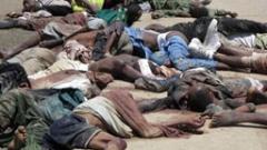 Сблъсъци в Нигерия