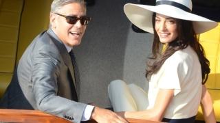 Джордж Клуни и Амал потвърдиха, че очакват близнаци