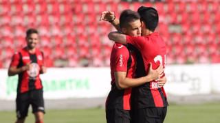 Локо (Сф) и Литекс тренират дузпи преди мача помежду им за купата