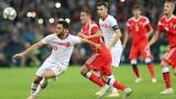 Русия победи Турция с 2:0 в Лига на нациите