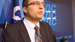 НИС на СДС гласува вот на доверие на Мартин Димитров