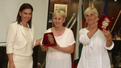 Зам.-министър Ваня Колева беше гост на церемонията за 65-годишнината на БФ по спортна акробатика