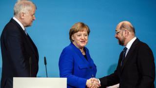 Привържениците на социалдемократите масово подкрепят голяма коалиция с Меркел