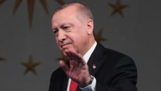 Ердоган: ОАЕ финансира наемници в Либия