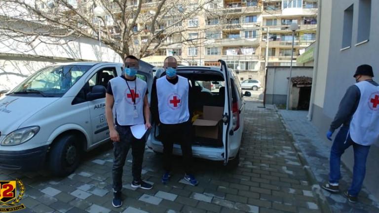 Фенове на пловдивския Ботев се включиха в борбата с коронавируса.