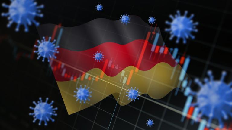 Икономиката на Германия се сви с 5% през 2020 г. - най-големият спад от 11 г.