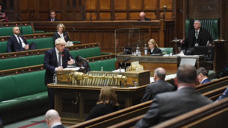 Британският парламент одобри 28-дневната карантина