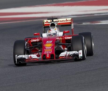 Фетел атакува пилот след Гран при на Китай