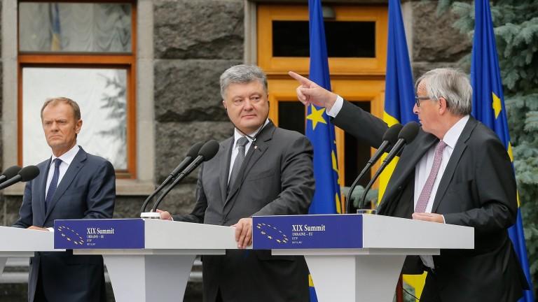 Европарламентът отпусна 1 млрд. евро на Украйна
