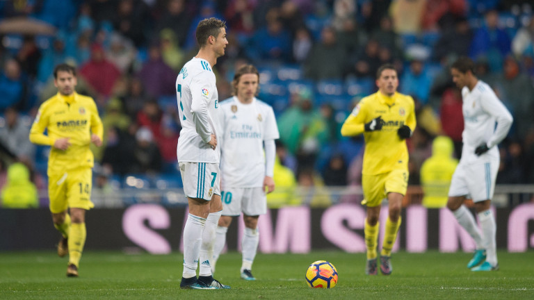 Реал гони 9 от най-големите си звезди