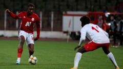 Соломон-Отабор: Ако получа шанс в националния отбор, ще дам максимума