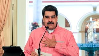 """Мадуро настоя ЕС да си """"вдига чукалата"""" от Венецуела"""
