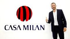 Милано полудя по Лео Бонучи!
