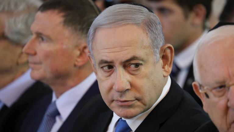 56% от израелците искат премиерът и лидер на партията