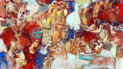 "Картини на Дечко Узунов и Калин Балев в галерия ""Сезони"""