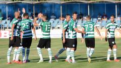 Черно море събра 17 футболисти за Ботев