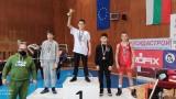 Ясни са призьорите от шампионата по борба за момчета в Горна Оряховица