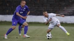 """Етър - Славия 2:0, Милчо Ангелов удвоява """"болярската"""" преднина"""