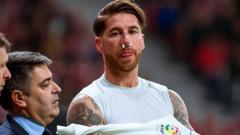 Реал (Мадрид) без капитана си в Кипър