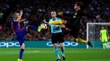 В Англия: Антоан Гризман може да избере Барселона пред Манчестър Юнайтед