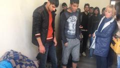 Обвиниха в престъпление против Републиката афганистанеца, запалил знамето ни