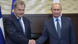 """Европа се нуждае от """"Северен поток-2"""", вярва Путин"""