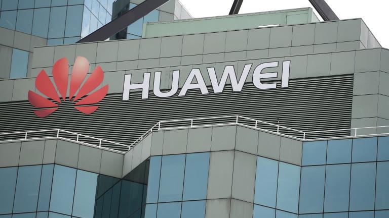Въпреки натиска на САЩ Huawei е с 39% ръст на приходите за първите 3 месеца