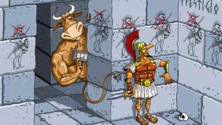 Prestigio обяви резултатите от конкурса за карикатури
