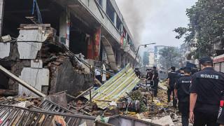 11 души загинаха при газова експлозия в Китай