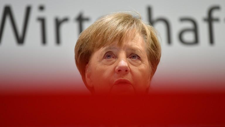 Германският канцлер Ангела Меркел призова САЩ да изключатЕС от наложените