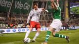 Ирландия победи Грузия и излезе начело в Група D на квалификациите за Евро 2020