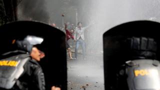 Изборните резултати в Индонезия предизвикаха конфликт със загинали