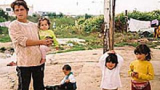 Роми в Казанлък решават спор за ограда с вили и брадви
