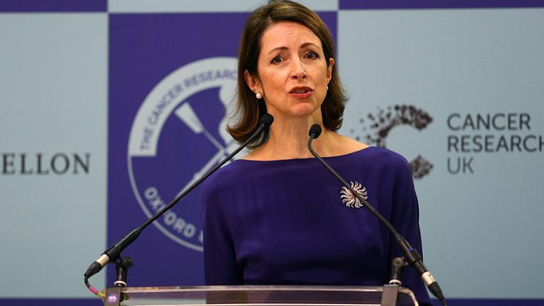 Хелена Мориси е сред най-могъщите ръководители във финансовата индустрия в