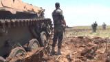 Сирийската опозиция: Ликвидиран е и заместник-командирът на ИДИЛ Абу Хасан ал Мухаджир