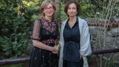 Сътрудничеството и равенството между половете обсъдиха Захариева и Азуле