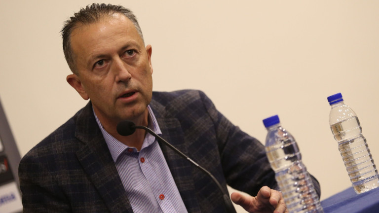 """Президент ли е на БФС все още Михайлов, има ли казус """"Лечков"""" и на какъв етап са проверките в централата?"""