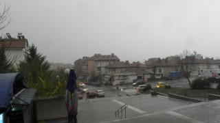 Проливни дъждове