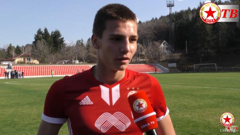 Валентин Антов: От първи клас съм в ЦСКА, Ел Маестро е различен
