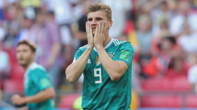 Смешната страна на отпадането на Германия от Мондиал 2018