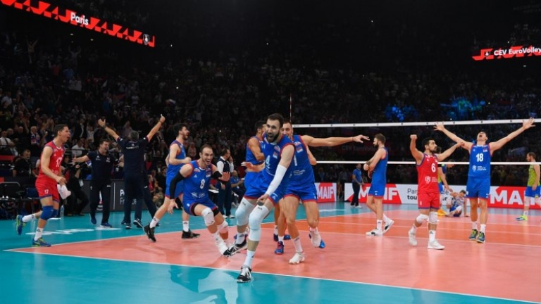 Сърбия спечели Евроволей 2019 и за трети път стана шампион