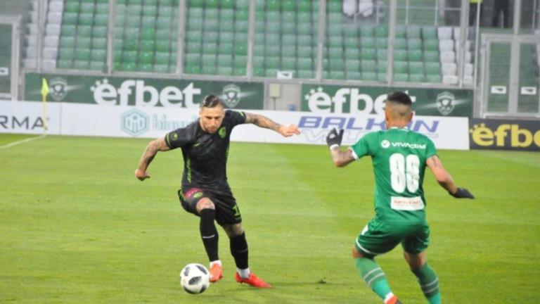 Иван Бандаловски се завръща за Берое, Йосипович с травма