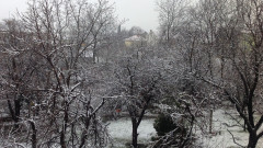 Ще превали сняг, а до вечерта облачността ще се разкъсва