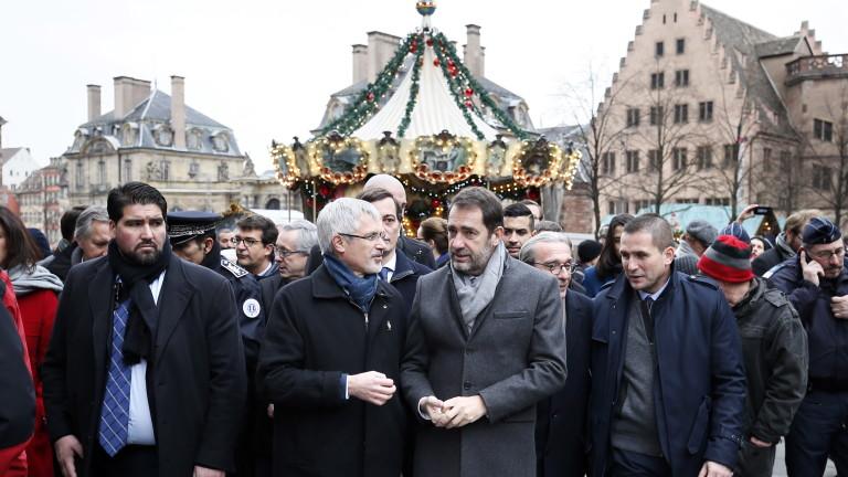 Министърът на вътрешните работи на Франция Кристоф Кастанер отхвърли информацията,