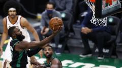 Бостън разби Кливланд с 38 точки разлика (РЕЗУЛТАТИ)